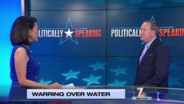 Jim Appears on NBC San Diego's Politically Speaking