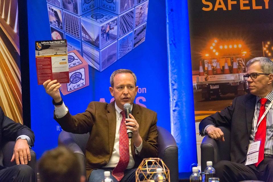 Jim Madaffer Speaks at Roads Australia National Roads Summit